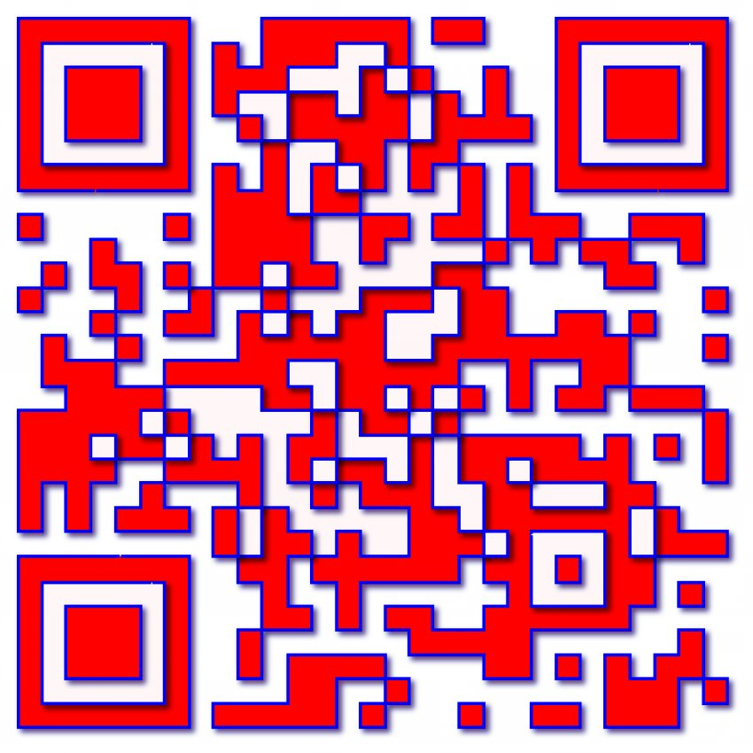 Making art from QR codes - Tony Karp